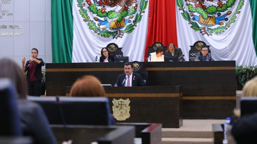 Ante diputados, Procurador destaca el fortalecimiento institucional