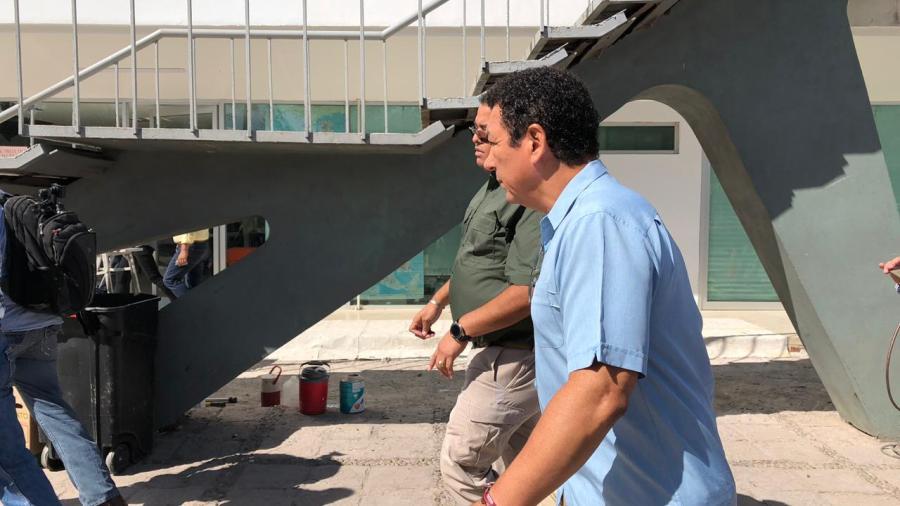 Migrantes presionan a autoridades federales, estas buscan el diálogo