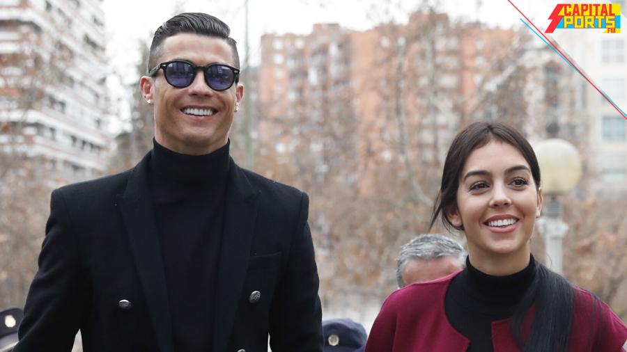 Cristiano Ronaldo se habría casado en secreto