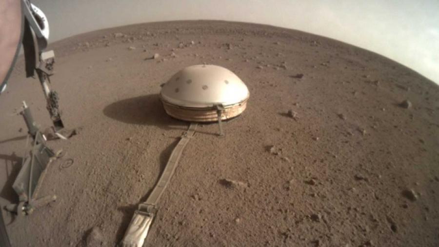 Confirman sismos en Marte