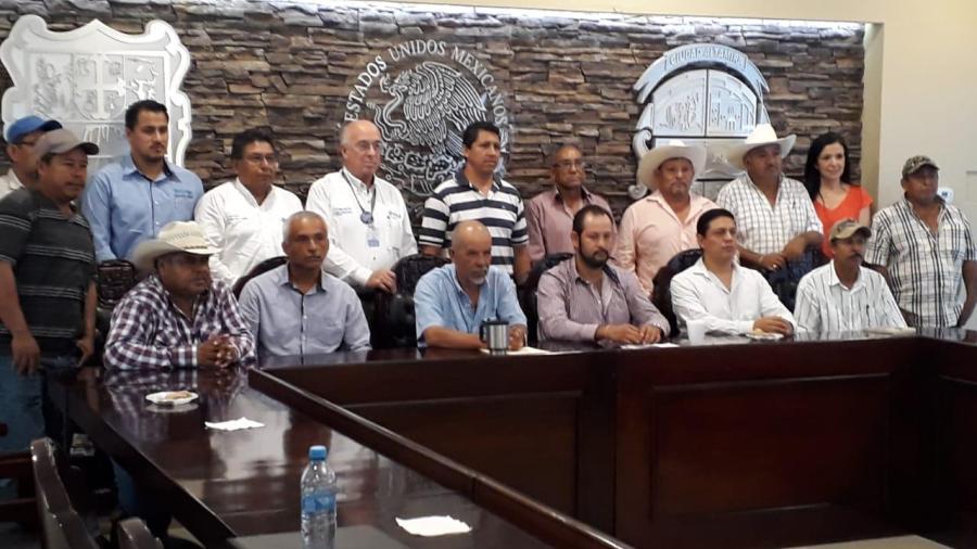 Se llevan beneficios al campo de Altamira a través de diversos programas federales