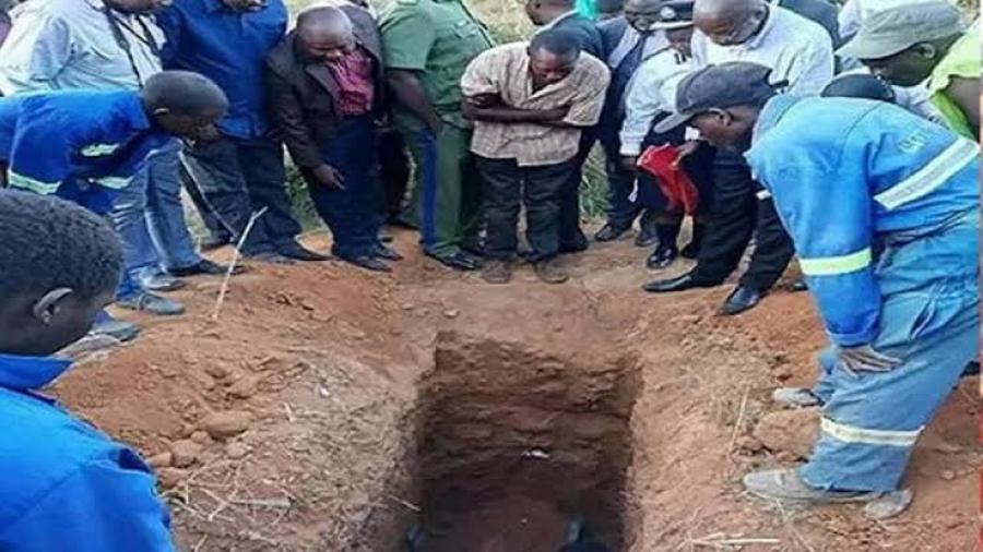 Pastor pide ser enterrado vivo para resucitar a los 3 días como Jesús