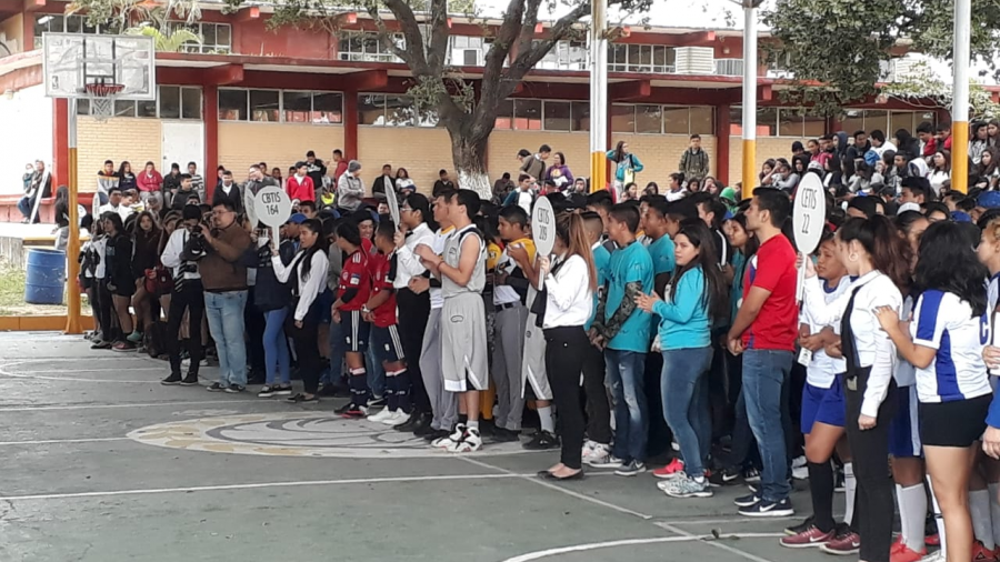 Altamira cede regional de los XXXI encuentro deportivo regional inter UEMSTIS