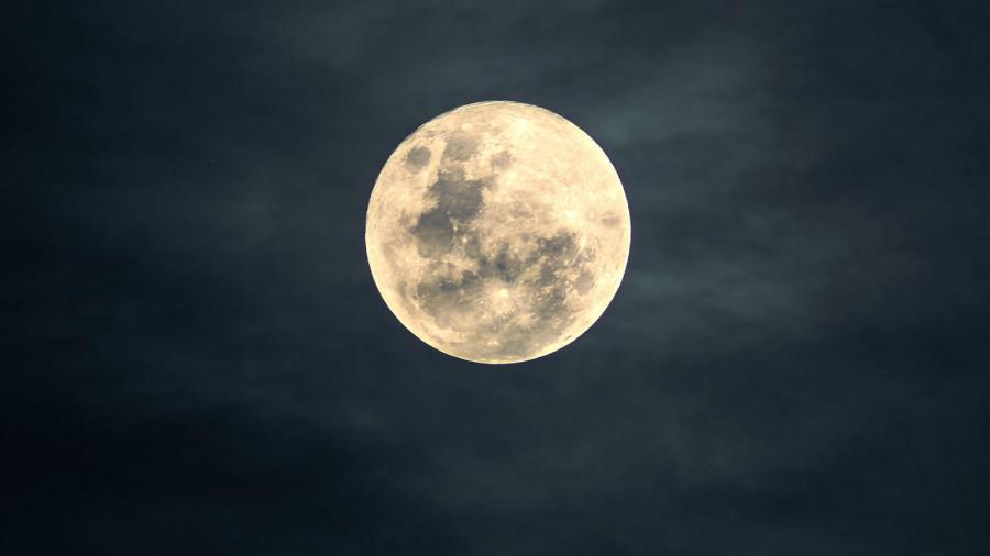 Esta noche podrás ver la Superluna de Gusano