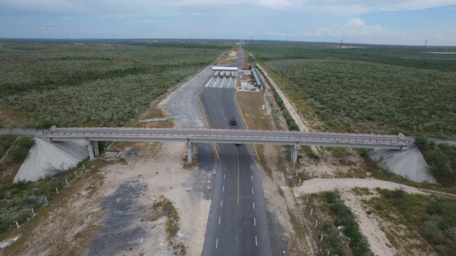 Inauguran Libramiento Reynosa Sur