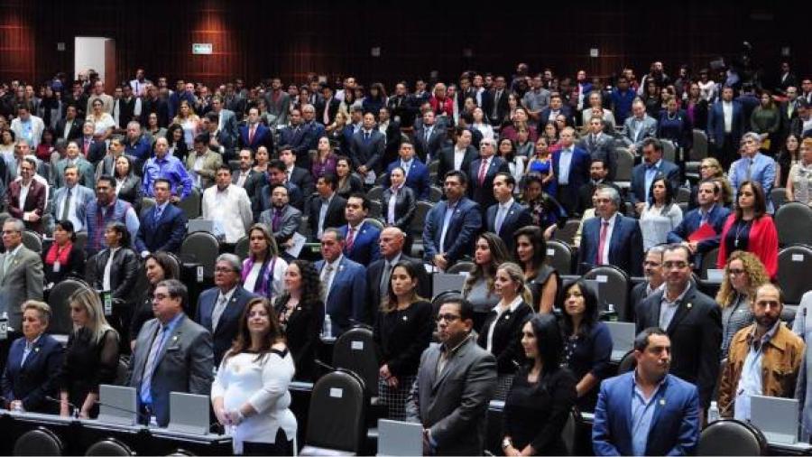 Avalan diputados Ley de Remuneraciones en San Lázaro