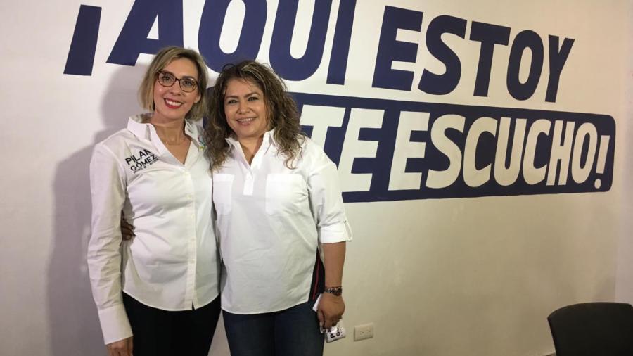 Arranca Pilar Gómez campaña por el Distrito 14