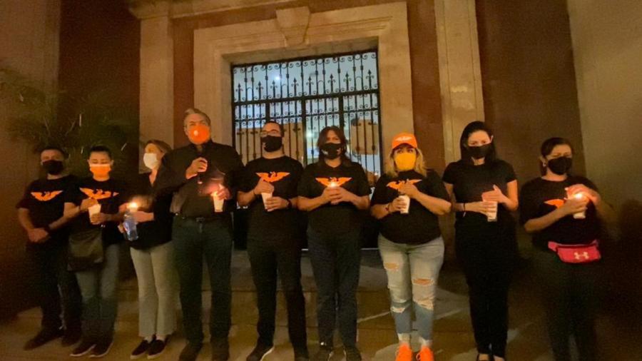 Movimiento Ciudadano en Victoria suspende actividades tras asesinato de candidato
