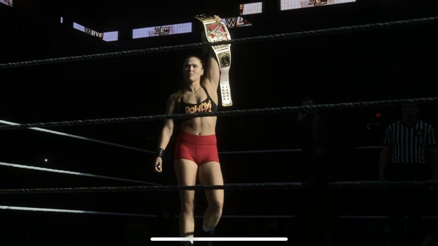WWE LIVE llega con éxito al RGV