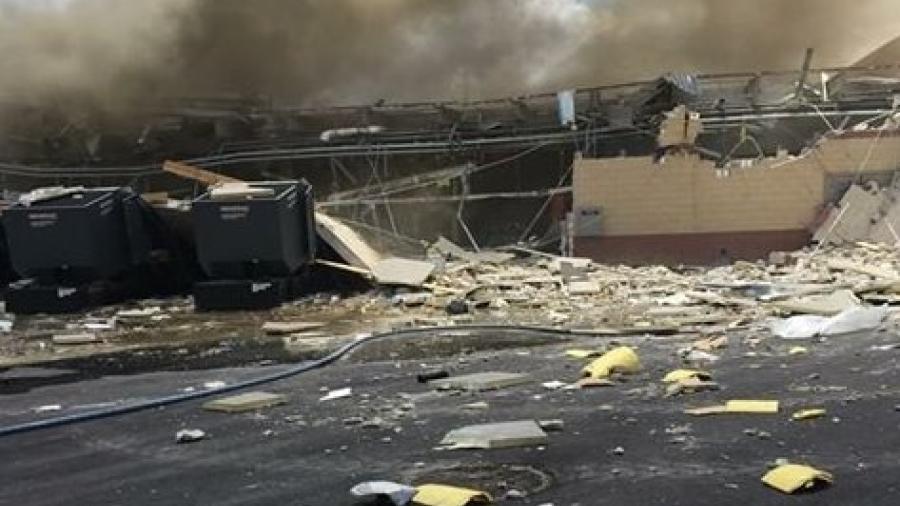 Explosión en hospital de Texas, deja 1 muerto