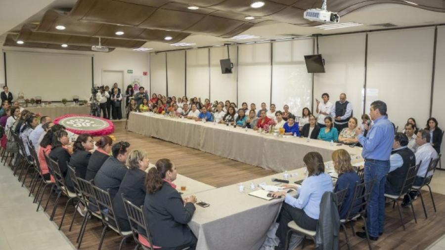 Estancias infantiles de Tamaulipas recibirán apoyo del Gobierno y DIF Estatal