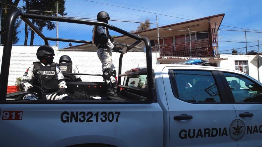 Vigilará Guardia Nacional comicios electorales