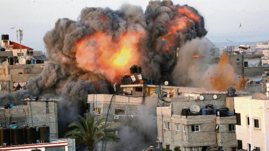 Bombardeo israelí en Gaza deja al menos 42 muertos