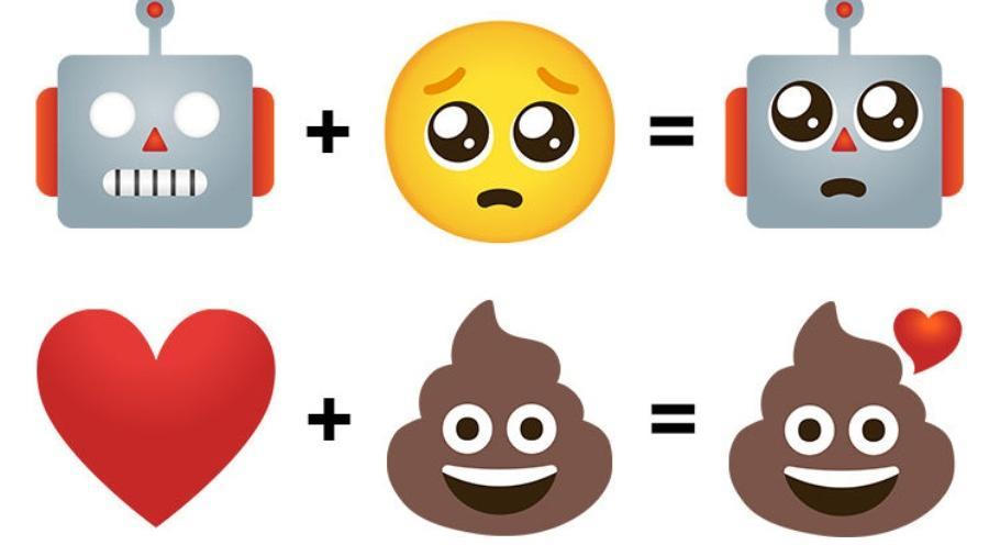 Ahora podrás mezclar emojis en el teclado de Google