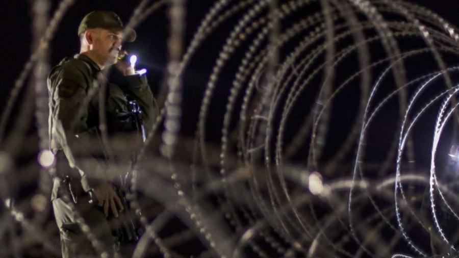 Patrulla Fronteriza rompe récord de detenciones en un día