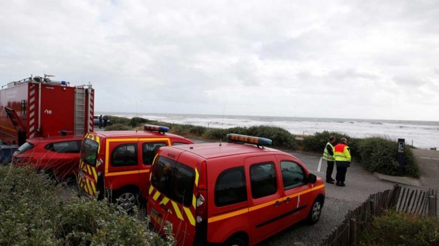 3 muertos en Francia por tormenta 'Miguel'