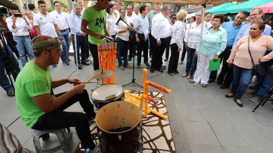 """Realiza gobierno de Tampico """"Feria del Reciclaje"""""""