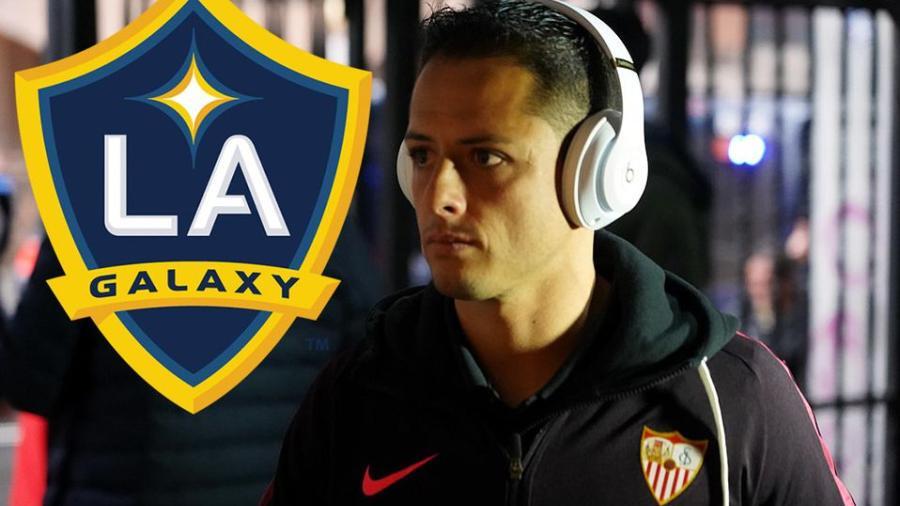 """LA Galaxy en preparativos para adquirir a Javier """"Chicharito"""" Hernández"""