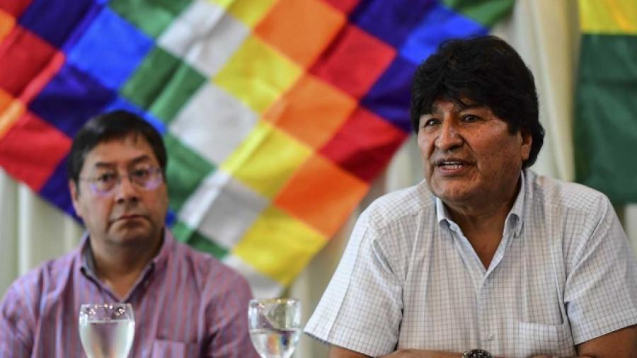 Postulación a Senado de Evo Morales es inhabilitada