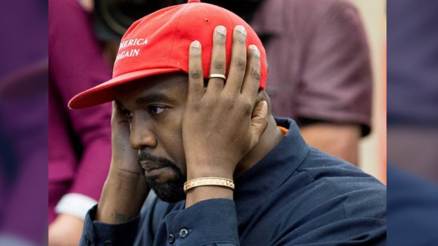 Kanye West revela por descuido la contraseña de su iPhone