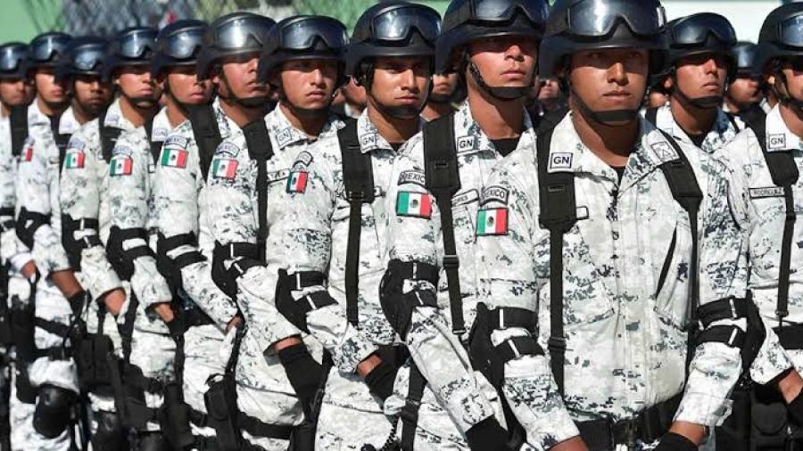 Guardia Nacional ya brinda protección a candidatos previo a elecciones