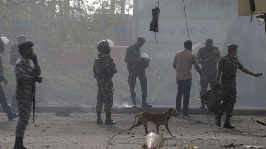 Se registra nueva explosión en Sri Lanka
