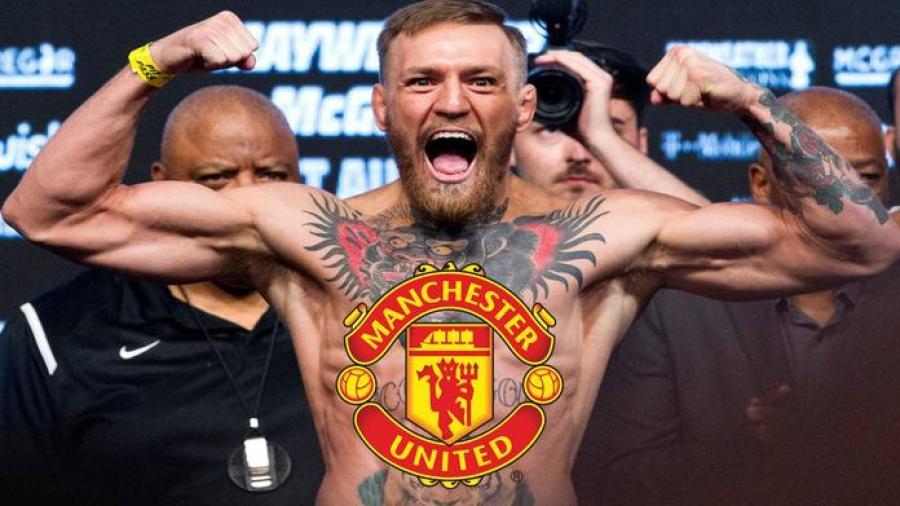Conor McGregor 'quiere comprar' al Manchester United