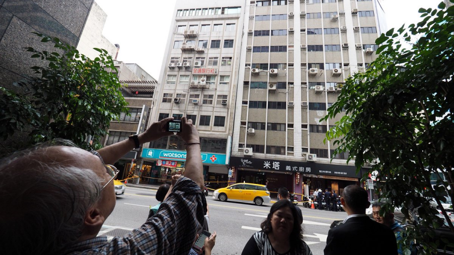 Sismo en Taiwan deja algunos daños y personas heridas
