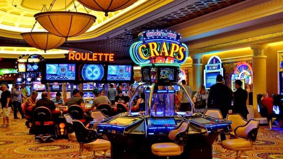 Regresan los Casinos en Las Vegas el 4 de junio