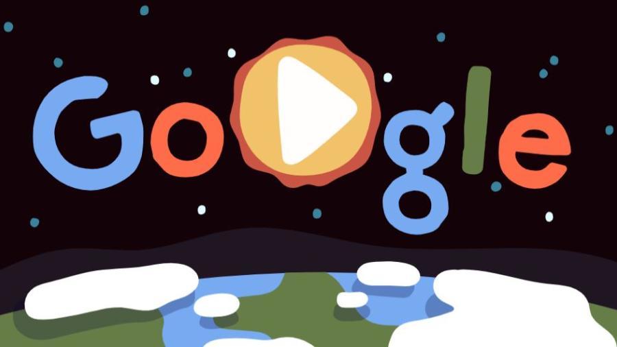 Google celebra Día de la Tierra con  doodle interactivo