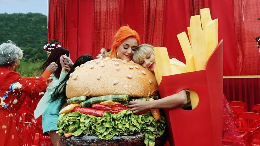 ¡Katy Perry y Taylor Swift se reconcilian!