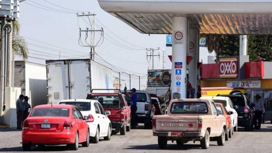 Guanajuato ya emprende acciones por desbasto: Sinhué