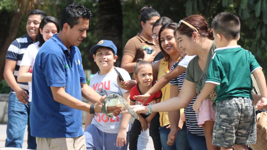 Tamatán tendrá semana de la Educación Ambiental