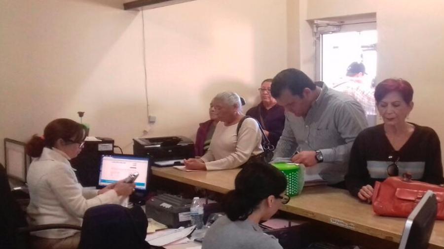 Ofrece municipio de Valle Hermoso descuentos en Predial