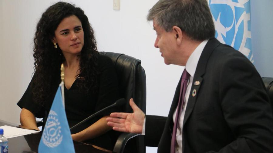 Se reunirá María Luisa Alcalde con empresarios de Matamoros