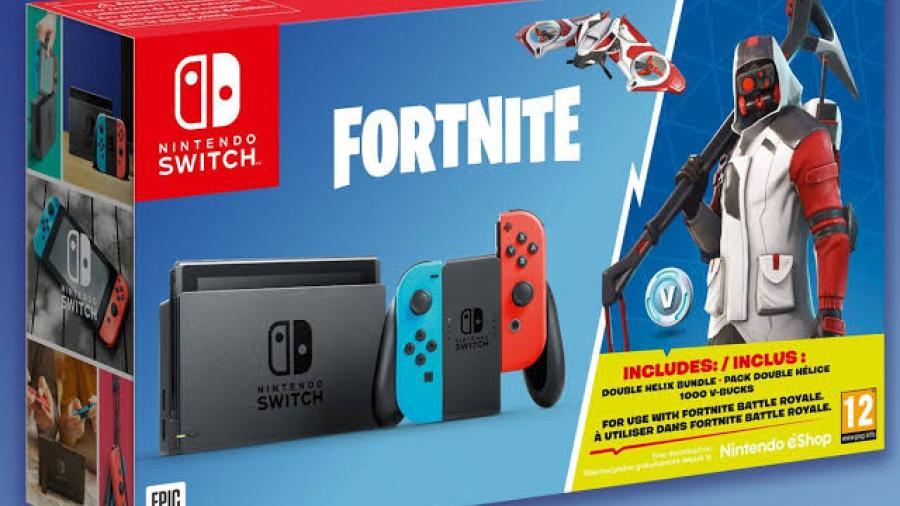 Anuncian Nintendo Switch Edición Especial