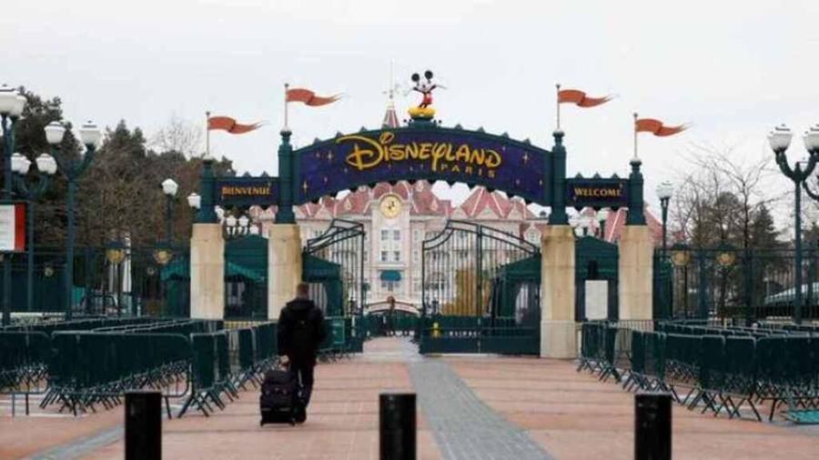Disneyland de París será punto de vacunación Covid-19