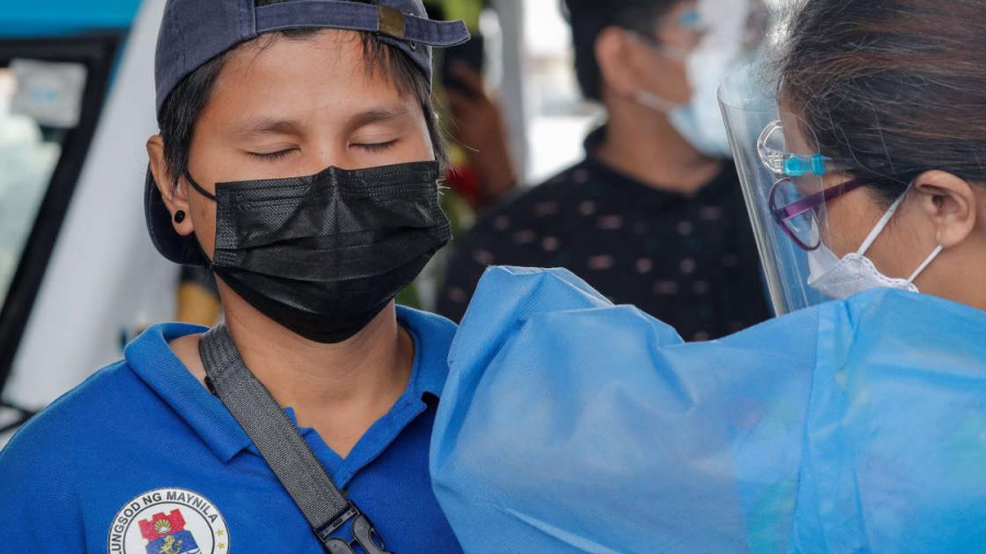 Presidente de Filipinas lanza amenaza para quienes no quieran vacunarse contra COVID-19