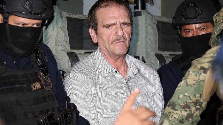 """Trasladan a """"El Güero"""" Palma a la CDMX, por orden de arraigo de juez"""