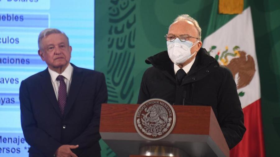 No habrá venganza política de ninguna naturaleza en procedimiento contra CDV: FGR