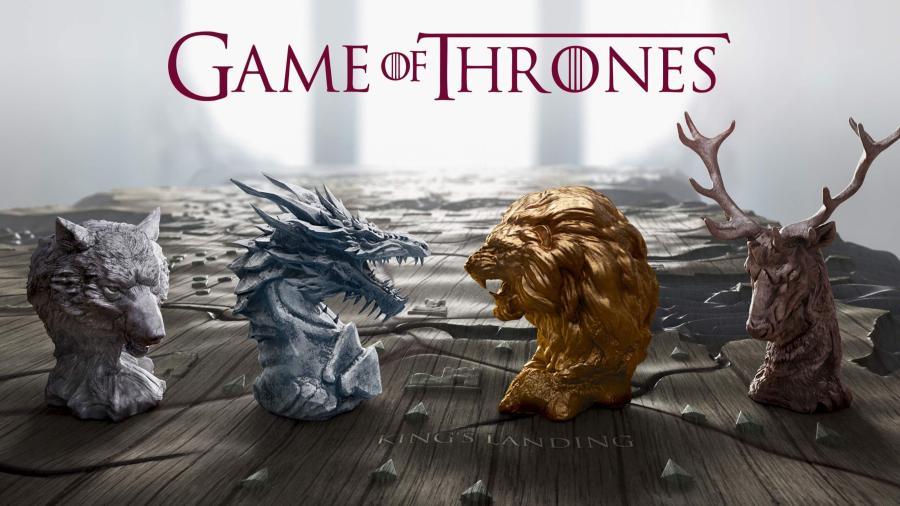 """Los números detrás de las ocho temporadas de """"Game of Thrones"""""""