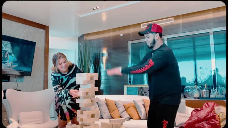 Karol G y Anuel AA estrenan nueva canción y vídeoclip, grabado desde su casa
