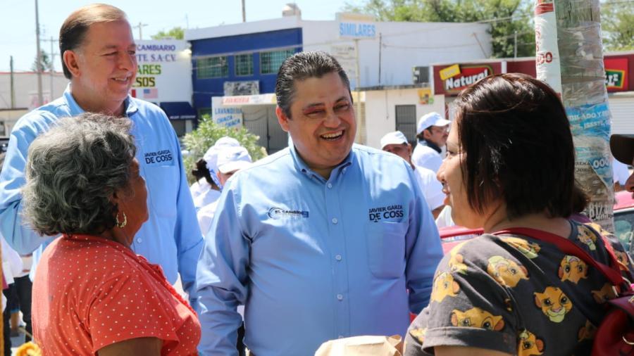 En Reynosa, el cambio si es real: De Coss