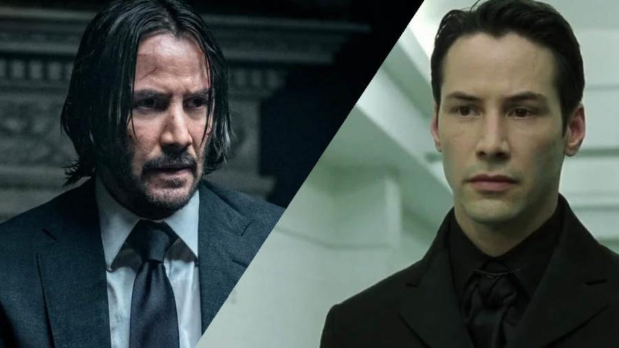 """""""Matrix 4"""" y """"John Wick 4"""" se estrenarán el mismo día"""