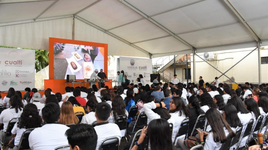 """Tamaulipas, sede del concurso """"Cocinero del Año México"""""""