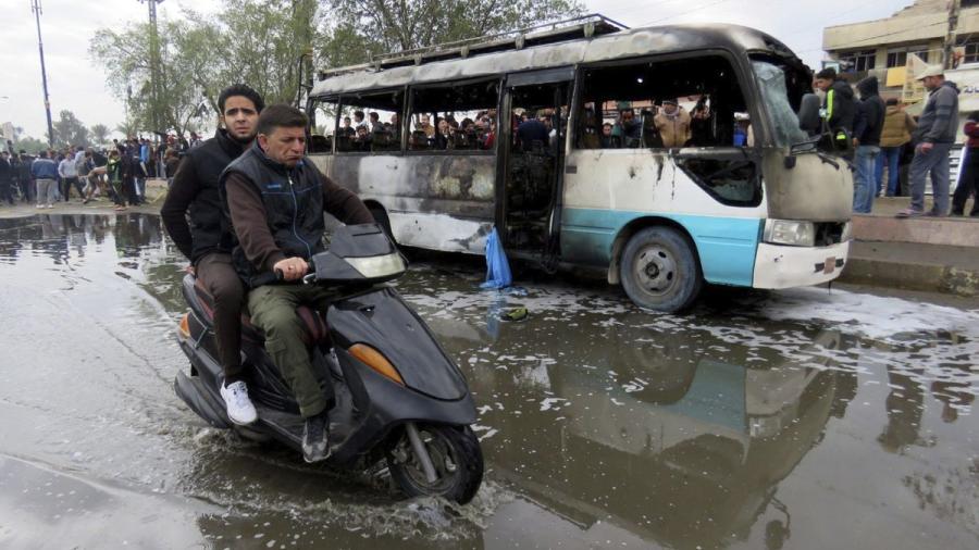 Aumenta a 39 el número de muertos en Bagdad tras explosión de coche bomba