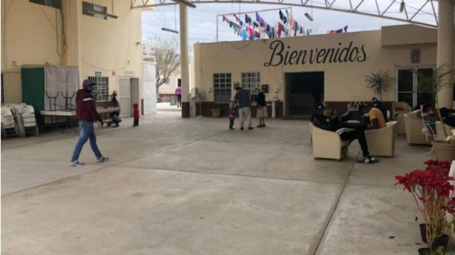 Pandemia, violencia y  pobreza: retos de migrantes haitianos en Reynosa