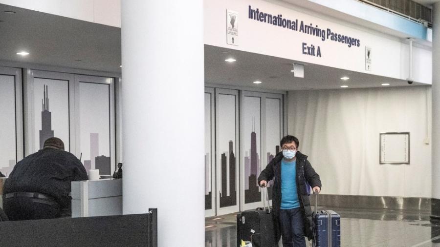 Ya son cinco casos de coronavirus en EUA; China suma 80 muertos