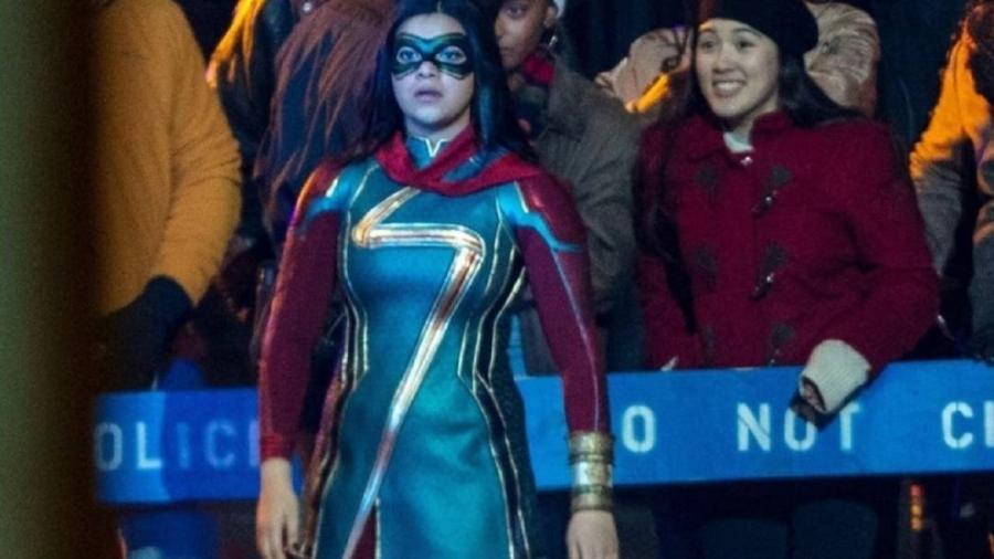 """Terminan grabaciones de la serie """"Ms. Marvel"""""""