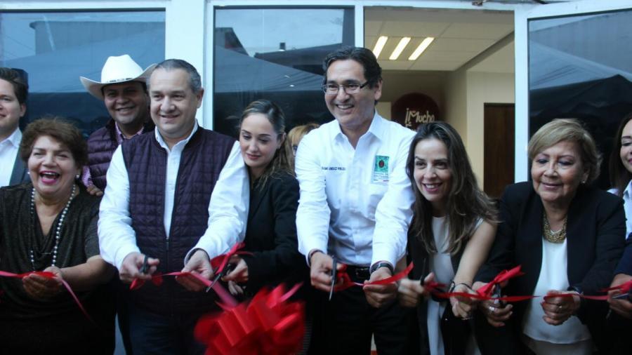 Inauguran oficialmente oficinas legislativas de enlace en Madero y Altamira del diputado Erasmo González Robledo